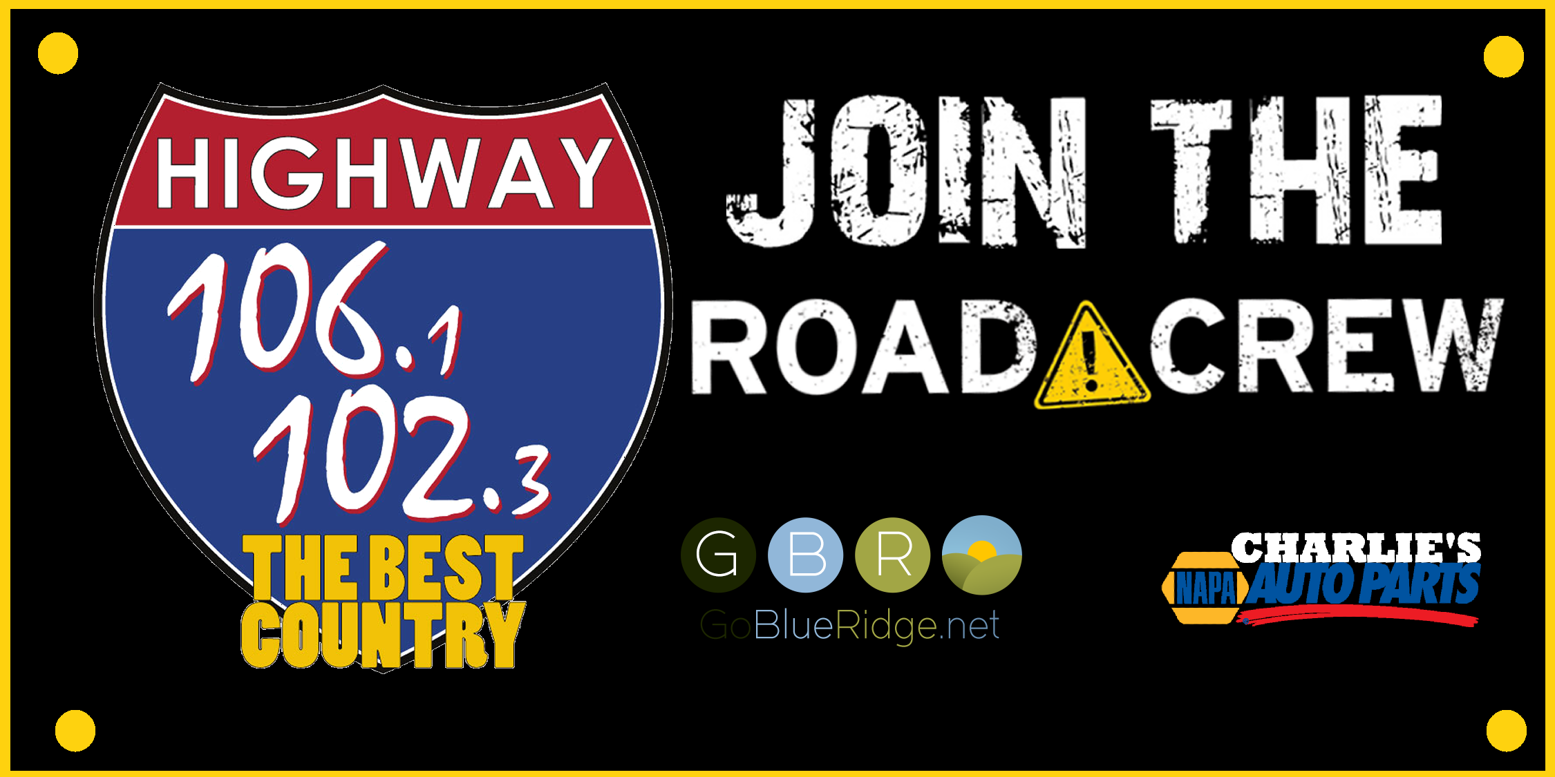 Join the Road Crew